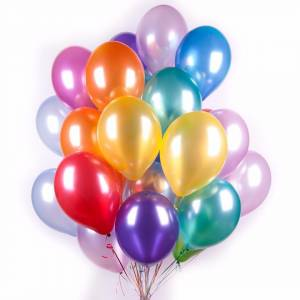 Разноцветные воздушные шары R782