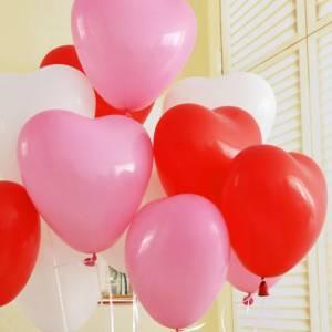 Воздушные шары сердца R771